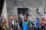 V pátek a sobotu byl na farmě Agrispolu den otevřených dveří