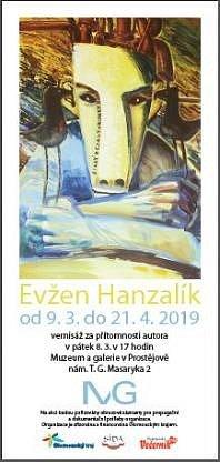 Výstava Evžena Hanzalíka