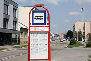 Částečná uzavírka Žeranovské ulice v Prostějově