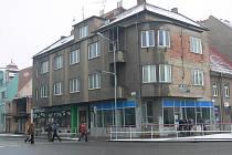 Rohový dům na Újezdě - současnost