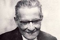 První městský knihovník Filip Cyril Župka