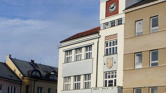 Radnice v Konici. Ilustrační foto