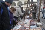 Druhý ročník prostějovského masopustu přilákal na náměstí řadu lidí. Čekal na ně bohatý program i vyšší počet stánků.