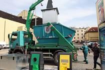 V Olomouci si boxy chválí a pravidelně je pracovníci technických služeb vyvážejí.
