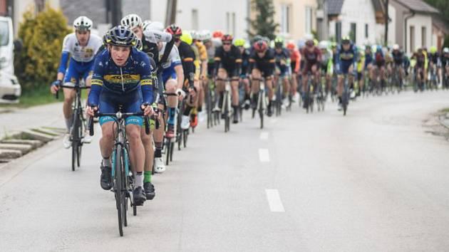 Prostějovští cyklisté závodili v zahraničí