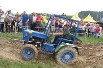 Traktoriáda ve Stínavě