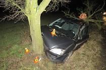 Nehoda v Laškova