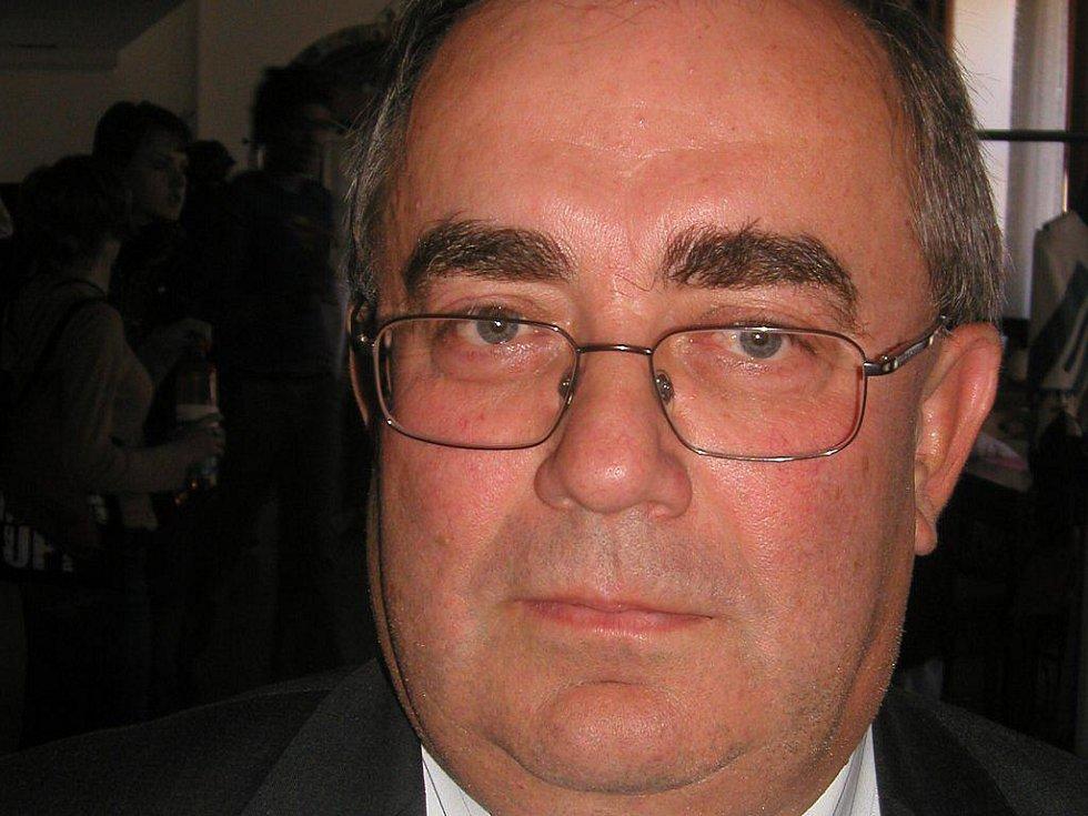 Bývalý šéf OP Prostějov - František Tuhý