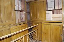 Obnova interiéru radnice spolkne 225 tisíc korun