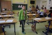 V kralické škole organizují zkušební vyučovací hodiny pro předškoláky.