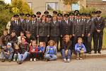 Dobrovolní hasiči jsou největším spolkem v Ochozi.