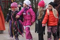 Dospělí i děti si odnášeli krásné zážitky z Halloweenu na Plumlovském zámku.