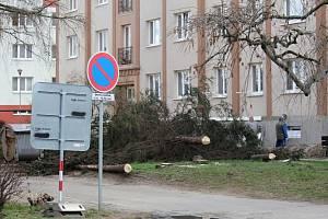 Revitalizace sídliště Šárka v Prostějově