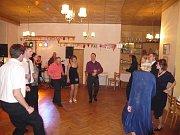 Hasiči z Protivanova i plesají