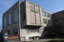 Bývalý Domov sester v areálu staré prostějovské nemocnice