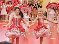 V sobotu se do Němčic nad Hanou sjely taneční skupiny, aby v rámci čtvrtého ročníku Orion dancing stars ukázaly své umění.