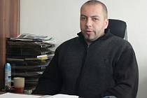 Azylové centrum v Prostějově - ředitel Jan Kalla