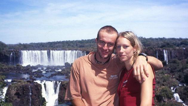 Manželé na cestách