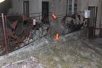 Ples ve Vranovicích-Kelčicích se zvrhl v bitky. A nakonec dvě dopravní nehody