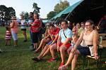 Mikroregion Němčicko se baví - den plný soutěží, her a zábavy v Nezamyslicích