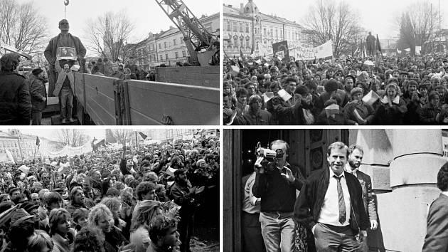 Prostějovská revoluce