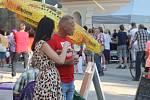 Hanácké slavnosti v Prostějově navštívily o víkendu stovky lidí.
