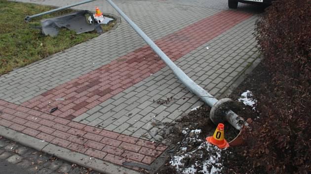 Nehoda u aquaparku v Prostějově