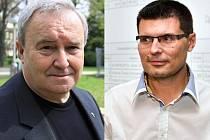 Miroslav Pišťák a Alois Mačák
