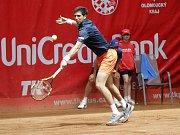 V Prostějově proběhlo finále dvouhry turnaje Czech Open. Federico Delbonis