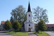 Elegantní kostelík ve Vrbátkách