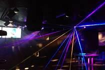 Video dance club DCM na Olomoucké ulici v Prostějově