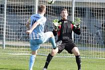 Martin Hirsch dává gól