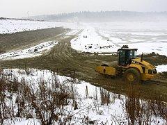 Revitalizace plumlovské přehrady - 25. 2. 2013