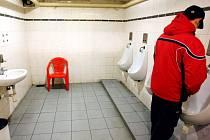 Veřejné toalety v Prostějově existují, ale nejsou označené.