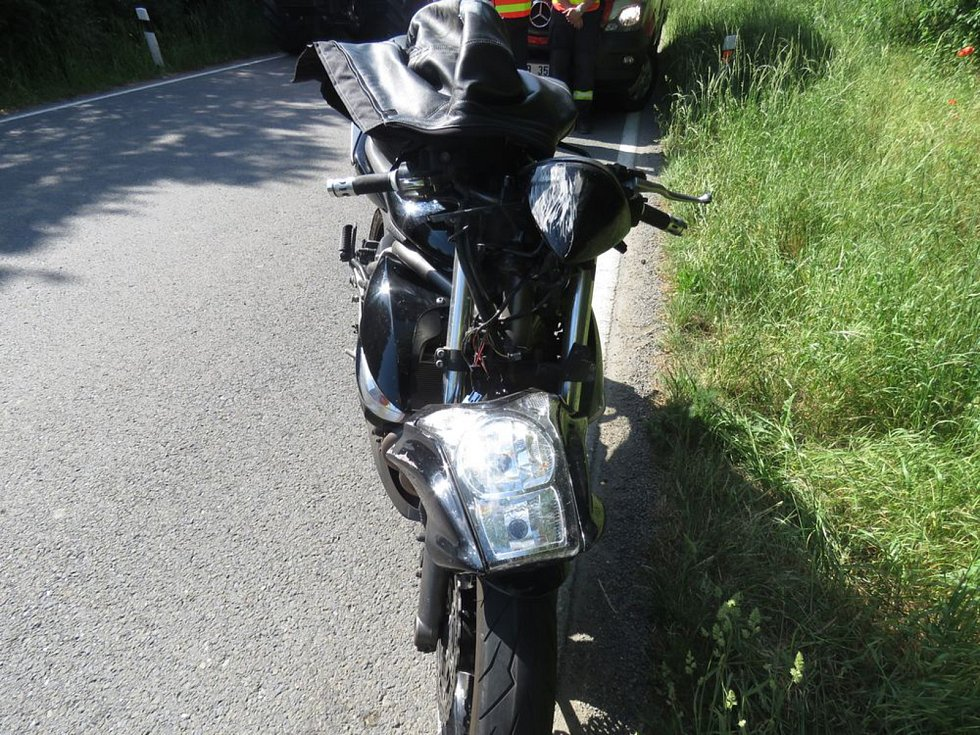 Nehoda v Kobeřicích-Hradčanech