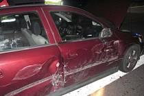Nehoda na R46 u Brodku u Prostějova