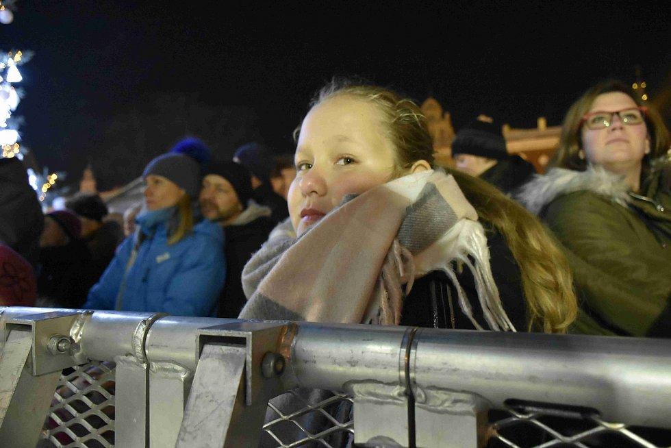 Česko zpívá koledy v Prostějově 2019