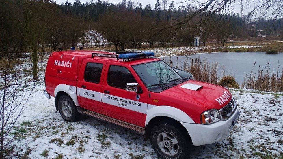 Před rokem založili dobrovolní hasiči ve Stínavě zásahovou jednotku.