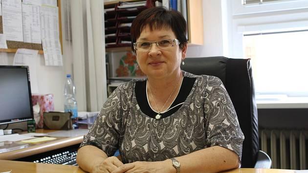 Ředitelka prostějovského divadla Jana Maršálková