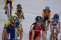 Cyklistická Grand Prix na prostějovském velodromu