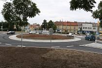 Petrské náměstí - rondel a okolí