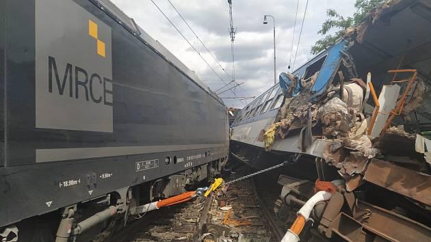 Srážka vlaků v Němčicích