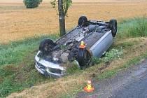 Nehoda u Vřesovic