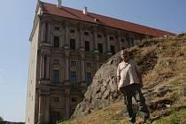 Pavel Zástěra, kastelán plumlovského zámku