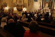 Noc kostelů v Olšanech u Prostějova