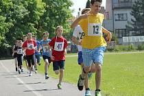 Okresní kolo Odznaku všestrannosti olympijských vítězů v Prostějově