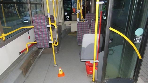 Žena se zranila při jízdě autobusem prostějovské MHDa