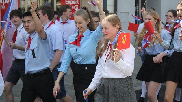 Středoškolský majáles v Prostějově