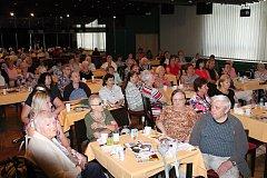 Den seniorů v Kulturním klubu Duha