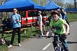 Velký pátek byl v Němčicích tradičně zasvěcen cyklosoutěžím. 19.4. 2019